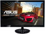 Monitor Gaming LED ASUS 24inch VS248HR, Full HD (1920 x 1080), VGA, DVI-D, HDMI, 1 ms GTG (Negru), 24 inch