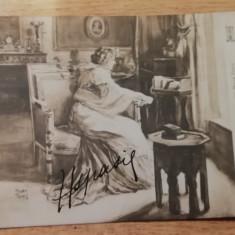 CAB4 - FOARTE VECHE - ARTA - CIRCULATA LA BARLAD LA 1911