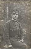 B2236 Soldat austro-ungar stampile speciale vezi descrierea 1917 poza veche