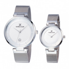 Set ceasuri pentru dama si barbati, Daniel Klein Pair, DK11917-1