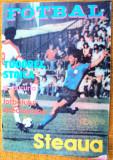 Revista Fotbal Steaua 1985