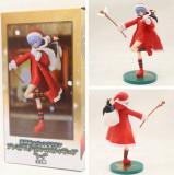 Figurina EVA Neon Genesis Evangelion Ayanami Rei Christmas 21 cm anime