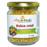 Polen Crud Poliflor 130gr Api Vitalis Cod: 24276