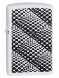 Cumpara ieftin Brichetă Zippo 29416 Optical Squares
