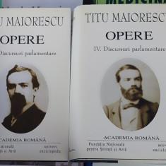 Colectia Adevarul Lux Opere Fundamentale Academia Romana Titu Maiorescu Librarie