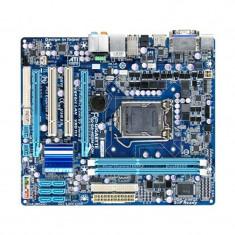 Placa de baza GIGABYTE GA-H55M-D2H, LGA1156, Intel H55, 2x DDR3, 6x SATA II,...