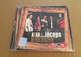 CD A5ha – ...Începe (2004)