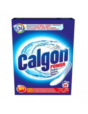 Calgon 3 in 1 Protect & Clean pudra anticalcal, 1 kg foto