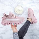 Pantofi dama sport roz Mandara-rl
