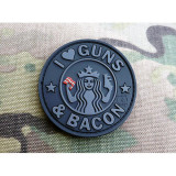 Patch Guns and Bacon JTG