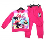 Trening roz Minnie Mouse 3-8ani, Disney