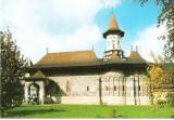 Carte poștală, mănăstirea Sucevița
