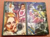 Doamna de Monsoreau 2 vol. Editura Tineretului, 1968 - Alexandre Dumas