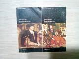 JOCURILE SCHIMBULUI  -  Fernand Braudel -  Editura Meridiane, 1985, 461+444 p.