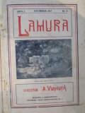 REVISTA ''LAMURA'' 1919-1920