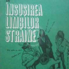 Puncte de reper in insusirea limbilor straine