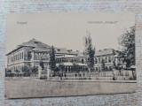Focșani - Gimnaziul., Necirculata, Fotografie, Cristesti