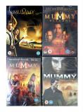 Filme DVD The Mummy / Mumia 1 - 4 Complete Collection Originale si Sigilate, Engleza, columbia pictures