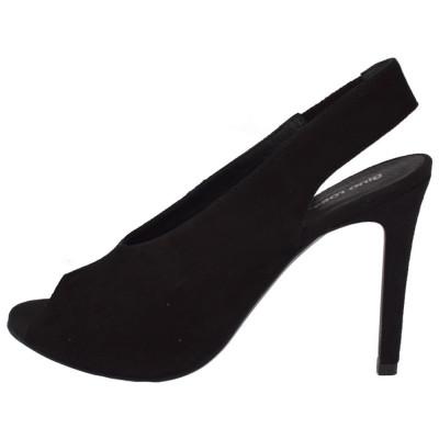 Sandale dama, din piele naturala, marca Gino Rossi, DN1254-AP2-01-32, negru 37 foto