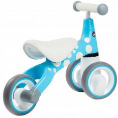 Tricicleta model Zebra, pentru copii, culoare albastru