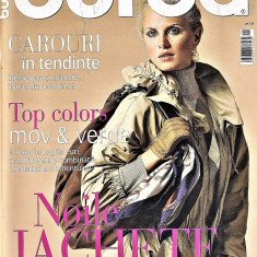 Burda revista de moda insert in limba romana 44 tipare 1/2009