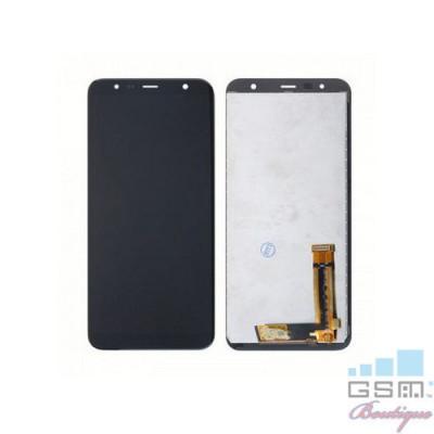 Ecran Samsung Galaxy J6 Plus J610 2018 Original Negru foto