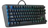 Tastatura Gaming CoolerMaster CK530, Switch Gateron MX Red