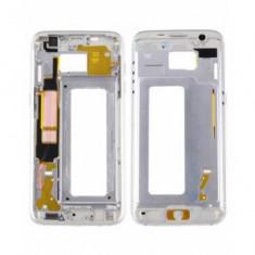 Mijloc Samsung Galaxy S7 edge G935 Alb Original