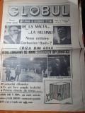 Ziarul globul septembrie 1990-razboiul din golf, intalnirea gorbaciov-bush