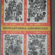MONASTIREA ARGESULUI (BALADE POPULARE)