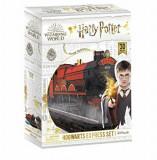 Puzzle 3D - Harry Potter - Tren, 180 piese, CubicFun