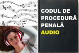 Codul de Procedură Penală Audio