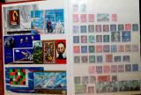 #11 Clasor cu timbre straine in toate conditiile - nestampilate si stampilate