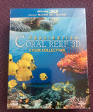 Set 3 discuri BlueRay 3D Coral Reef