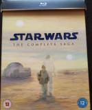 STAR WARS: The Complete Saga (9 x BluRay)