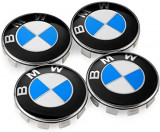 Capacele jante aliaj BMW, int/ext 65mm/68mm set 4 bucati