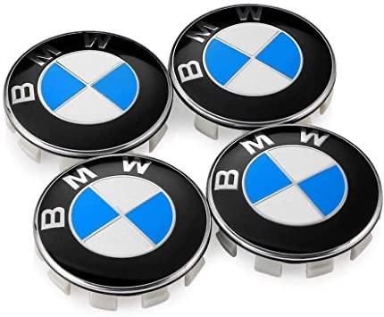 Capacele jante aliaj BMW, int/ext 65mm/68mm set 4 bucati