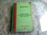 PROBLEME REZOLVATE DIN MANUALELE DE MATEMATICA PENTRU CLASA A XI-A - MIRCEA GANGA