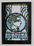 ORADEA - VITRALII 1900 , APARUTA 1997