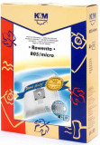 Sac aspirator Rowenta ZR76, sintetic, 4X saci, KM, K&m