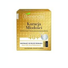 Crema Hidratanta Antirid cu Extract de Melc 40+ Zi/Noapte 50ml Bielenda Cod: 195561