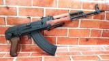 Arma asalt airsoft Ak47 Full Metal + Lemn AEG cu pat fix sau rabatabil