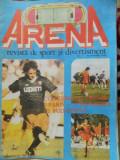 Revista fotbal - Arena, nr.2, noiembrie 1990