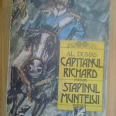 e1 Capitanul Richard - Stapanul muntelui - Al. Dumas