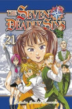 The Seven Deadly Sins 21