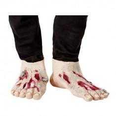 Acoperitoare Pantofi Zombie Bej - Carnaval24