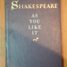 AS YOU LIKE IT-SHAKESPEARE,1973