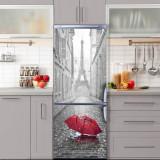 Sticker Tapet Autoadeziv pentru frigider, 210 x 90 cm, KM-FRIDGE-23
