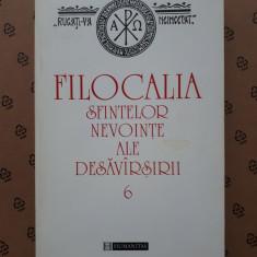 FILOCALIA volumul 6 × an 1997