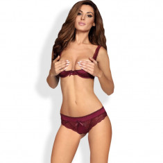 Set sexy 2 piese Obsessive Miamor Ruby